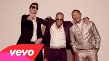 Robin Thicke – Blurred Lines ft. Pharrell, T.I.